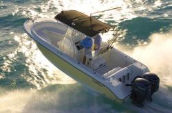 2014 - Edgewater Boats - 245 CC
