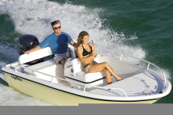 Edgewater Boats - 145 CC