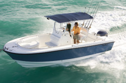 Edgewater Boats - 228 CC
