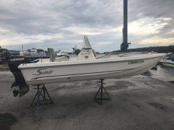 2008 - Scout Boats - 160 Sportfish