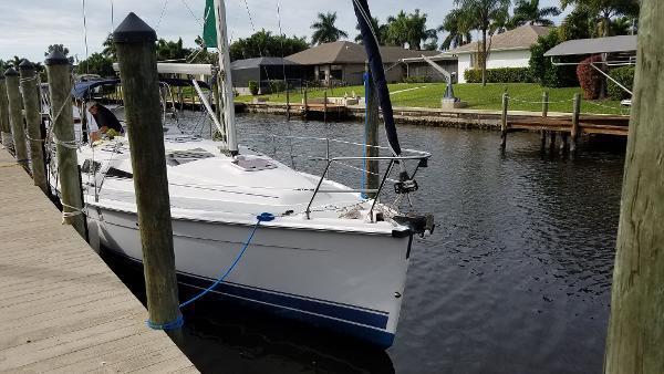 2005 Hunter 33 Cape Coral FL for Sale - iboats com