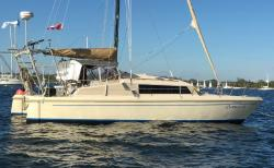 1986 Prout Quest 33 Green Cove Springs FL