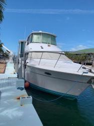 1997 Carver 500 Cockpit Motor Yacht Summerland Key FL