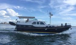 2002 Linssen 470 Grand Sturdy Saint Petersburg FL