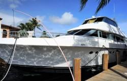 1999 Lazzara Yachts Skylounge Grand Salon Boca Raton FL