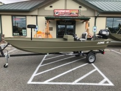 Lowe Boats - RN 17DT