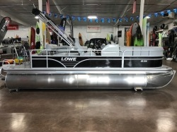 2020 - Lowe Boats - SS210 CL  Tritoon