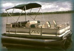 Elete Pontoon Boats 17- Fish 2007