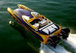 2010 - Eliminator Boats - 25 Daytona