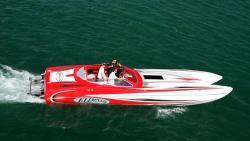2010 - Eliminator Boats - 36 Daytona Speedster