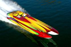 2011 - Eliminator Boats - 36 Daytona