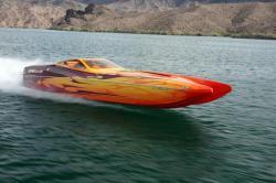 2013 - Eliminator Boats - 36 Daytona