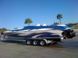 2013 - Eliminator Boats - 340 Eagle XP