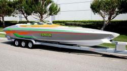 2013 - Eliminator Boats - 380 Eagle XP