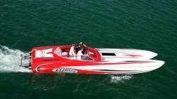 2013 - Eliminator Boats - 36 Speedster