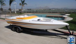 2017 - Eliminator Boats - 260 Eagle XP