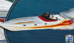 2017 - Eliminator Boats - 340 Eagle XP