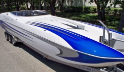 2017 - Eliminator Boats - 36 Speedster