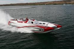 2017 - Eliminator Boats - 30 Fundeck