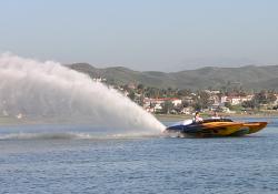 Eliminator Boats 21 Daytona High Performance Boat