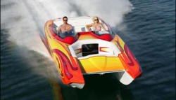Eliminator Boats 25 Daytona High Performance Boat