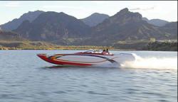 Eliminator Boats 26 Daytona High Performance Boat