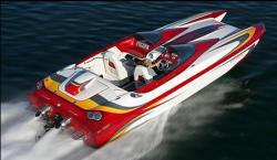 Eliminator Boats 27 Daytona High Performance Boat