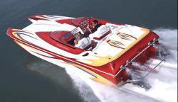 Eliminator Boats 28 Daytona High Performance Boat