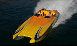 Eliminator Boats 30 Daytona High Performance Boat