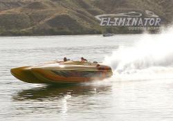 Eliminator Boats 33 Daytona High Performance Boat