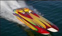 Eliminator Boats 36 Daytona High Performance Boat