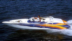 Eliminator Boats 230 Eagle High Performance Boat