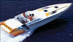 Eliminator Boats 340 Eagle XP High Performance Boat