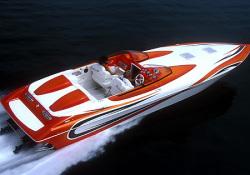 Eliminator Boats 380 Eagle XP High Performance Boat