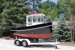 2005 Custom 16 Mini Tug Gilford NH