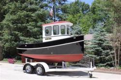 2005 Custom 16 Mini Tug Gilford NH