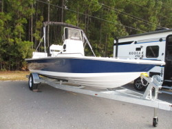 2019 - Key Largo Boats 206 Bay
