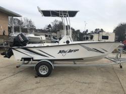 2018 - Key Largo Boats - 180 CC