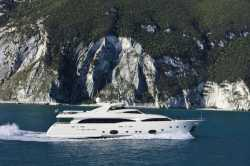 2014 - Ferretti Yachts - Custom Line 112- Next