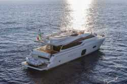 2014 - Ferretti Yachts - Ferretti 750
