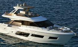 2018 - Ferretti Yachts - 670 Project