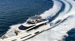 2018 - Ferretti Yachts - 780 New