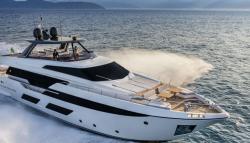 2018 - Ferretti Yachts - 920 New