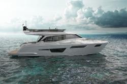 2020 - Ferretti Yachts - 500