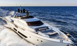 2020 - Ferretti Yachts - 850