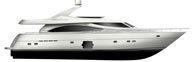 Ferretti 830 Motor Yacht Boat