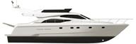 Ferretti 530 Motor Yacht Boat