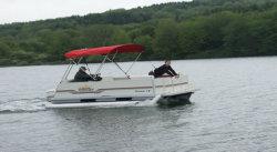 2013 - Fiesta Boats - 14- Sundeck Swim-N-Fun