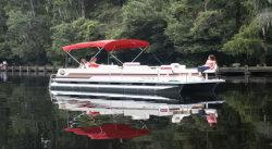 2013 - Fiesta Boats - 24- Fish-N-Fun Grande