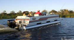2013 - Fiesta Boats - 18- Sunfisher Fish-N-Fun